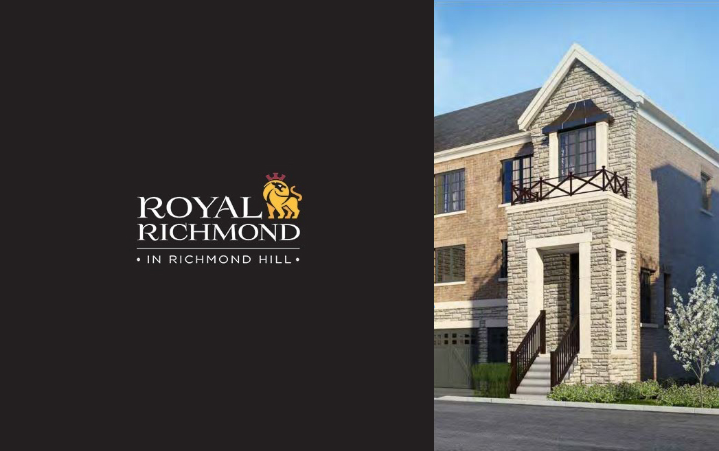 Townhome for sale: 305 Bloomington Road - lot 6, Richmond Hill