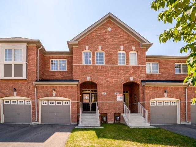 For sale: 51 Truchard Avenue - 3-bedroom townhome in Markham