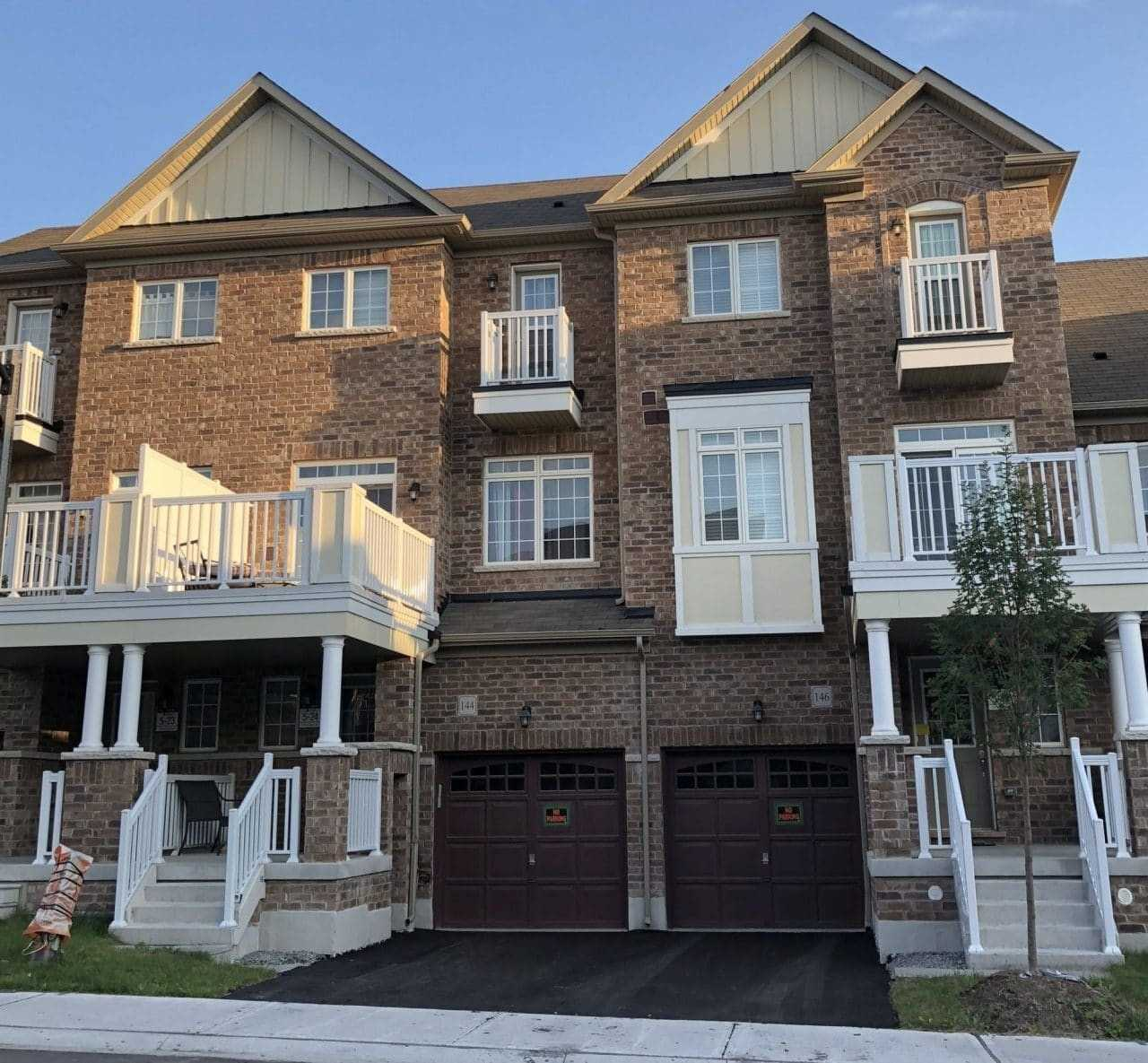 146 Roy Grove Way, Markham - 3-bedroom townhome for sale